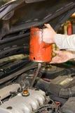 Modification de pétrole Image stock