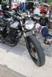 Modification motorcycle Stock Photo
