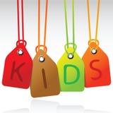 Modifiche dei bambini Immagine Stock Libera da Diritti