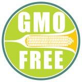 Modifie non génétiquement des centrales illustration stock