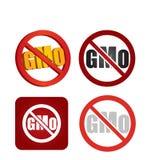 Modifie non génétiquement des centrales Photo libre de droits