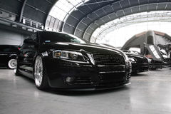 Modified Audi A3 / S3 Royalty Free Stock Photography