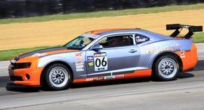 Modified Chevy Camaro racing Stock Photo