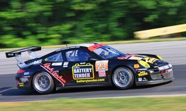 Modified Porsche racing Royalty Free Stock Photo