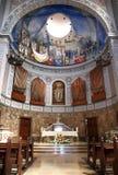 modifiez l'église l'Europe Images libres de droits