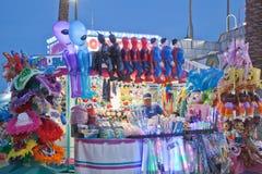 Modig båsfestivalRiverside County mässa arkivbild