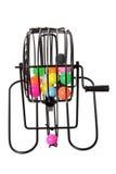 Modig bur för Bingo Royaltyfria Bilder