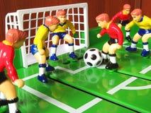modig fotboll 2 Arkivfoto