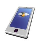 modig smartphone Arkivbild