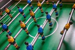 modig tabell för fotboll Royaltyfri Fotografi