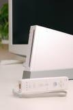 modig white för konsol Royaltyfria Bilder