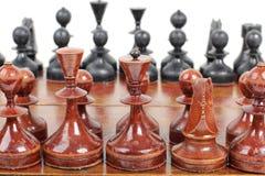 Modigt schack Fotografering för Bildbyråer