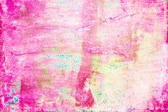 Modischer Sommer Art Background Schmutz buntes strukturiertes Backdro Stockbild