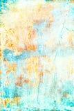 Modischer Sommer Art Background Schmutz buntes strukturiertes Backdro Lizenzfreie Stockfotografie