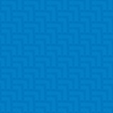 Modèle bleu sans couture géométrique neutre Photographie stock libre de droits