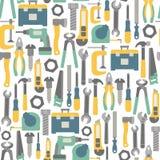 Modèle d'outils Photographie stock libre de droits