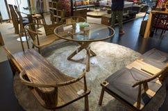 Modèle de meubles Photos libres de droits