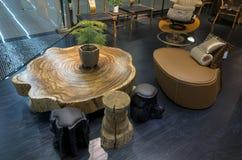 Modèle de meubles Photos stock