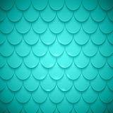 Modèle des demi-cercles dans le style de squama Image stock