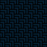 Modèle foncé sans couture géométrique neutre Photos stock