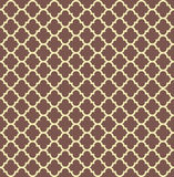 Modèle héraldique sous forme de bouclier Image stock