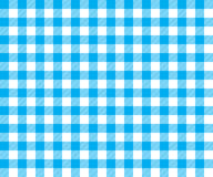 Modèle sans couture de fond bleu de nappe Photo libre de droits