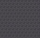 Modèle sans couture gris-foncé d'illusion de la texture 3d Image stock