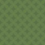 Modèle sans couture neutre de Knotwork de Celtic Photo stock