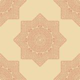 Modèle tribal de motif Photos stock