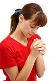 modlenie Obraz Stock