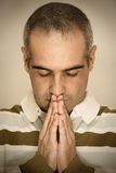 modlenie Obrazy Stock