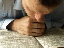 modlenie Obraz Royalty Free