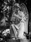 Modlenie anio? obraz stock