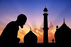 modlenie czas obraz royalty free