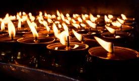 modlić się do pokoju Obrazy Royalty Free