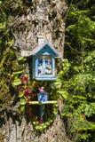 Modlitewna ikona Fotografia Royalty Free