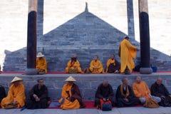 Modlitewny spotkanie obrazy royalty free