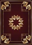 Modlitewnych książek Geometrical pokrywa Obraz Stock