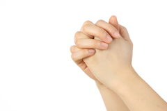 modlitwa Obrazy Stock
