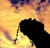 modlitwa zdjęcia stock