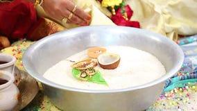 Modlitwa w Indiańskim małżeństwie zdjęcie wideo