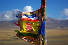 Modlitwa w wiatrze zdjęcia stock
