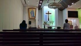 modlitwy Zdjęcie Stock