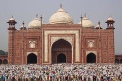 modlitwy mahal muzułmański taj Fotografia Royalty Free