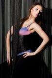modna kobieta Fotografia Royalty Free