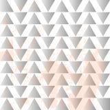 Modny geometryczny wzór royalty ilustracja