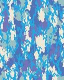 Modny kamuflażu wzór Zdjęcie Stock