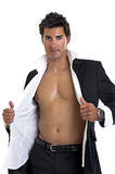 modny mężczyzna Obraz Royalty Free