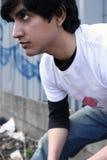 modny miejskiej młodzieży Obraz Stock