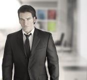 Seksowny pomyślny biznesowy mężczyzna Fotografia Stock